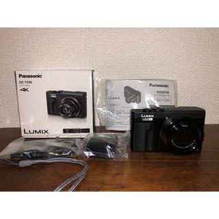 Panasonic - 【美品】LUMIX DC-TZ90 デジタルカメラ