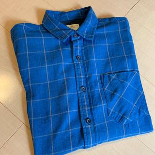 ヌーディジーンズ(Nudie Jeans)の平成ラストセール!!新品同様ヌーディジーンズネルシャツ!!(シャツ)
