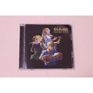 ニンテンドウ(任天堂)のゼルダの伝説コンサート CD 2018【通常盤】(ゲーム音楽)