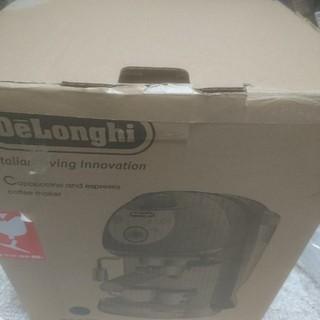 デロンギ(DeLonghi)のデロンギ エスプレッソカプチーノメーカーec200n(エスプレッソマシン)
