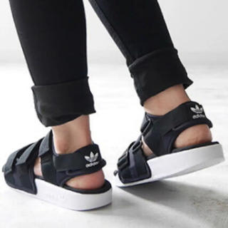 アディダス(adidas)のadidas アディダス ストラップサンダル (サンダル)
