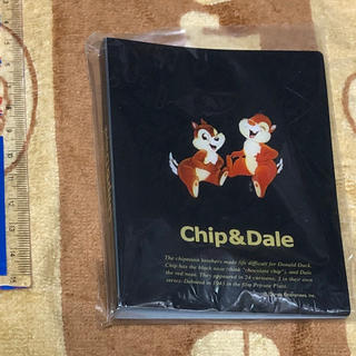 ディズニー(Disney)のチップとデールのカードホルダー(Box/デッキ/パック)
