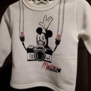 ディズニー(Disney)のミッキー トップス(トレーナー)