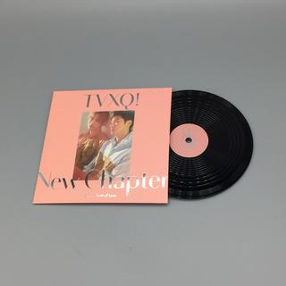 東方神起 - 東方神起 TVXQ! LP レコードコースター