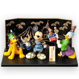 ディズニー(Disney)のディズニー 五月人形 ミッキー&ドナルド&プルート(その他)