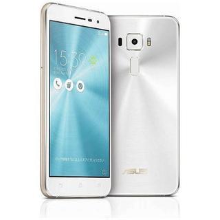エイスース(ASUS)のASUS ZenFone3 国内版 ホワイト ZE520KL-WH32S3①(スマートフォン本体)