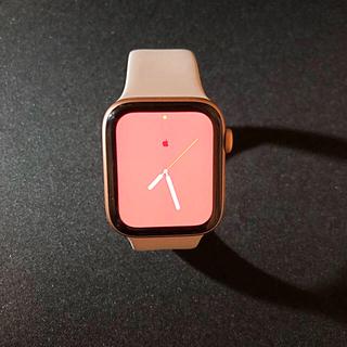 アップルウォッチ(Apple Watch)の【中古】Apple Watch series 4 GPSモデル 44mmケース(腕時計(デジタル))