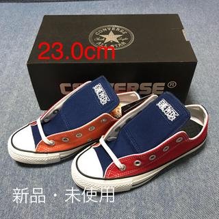 コンバース(CONVERSE)の☆新品☆コンバースALL STARワンピースコラボ チャックテイラー23.0cm(スニーカー)
