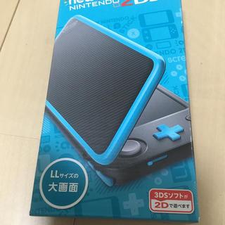 ニンテンドー2DS(ニンテンドー2DS)の新品new ニンテンドー2DS LL(携帯用ゲーム本体)