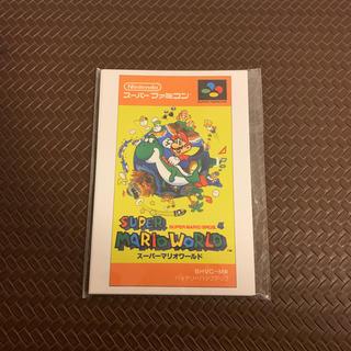 スーパーファミコン(スーパーファミコン)のポストカード(ニンテンドークラシックミニ スーパーファミコン(その他)