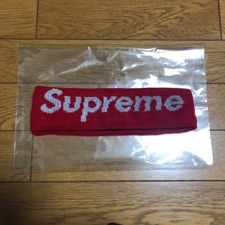 シュプリーム(Supreme)のsupreme ヘアバンド(その他)