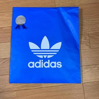 アディダス(adidas)のアディダス 紙袋 ショッパー ラッピング(ショップ袋)