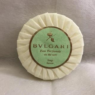 BVLGARI - 今だけ価格BVLGARI石けん!