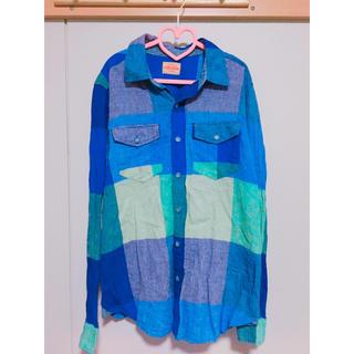 キューブシュガー(CUBE SUGAR)の長袖シャツ(シャツ/ブラウス(長袖/七分))