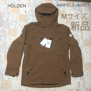 HOLDEN ホールデン MS WINFIELD JACKET 18-19冬新作
