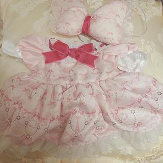 ディズニー(Disney)の美品 ユニベアシティ  お洋服 コスチューム(ぬいぐるみ/人形)