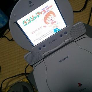 プレイステーション(PlayStation)のプレステ1(家庭用ゲーム本体)
