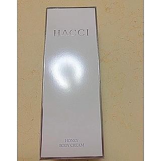 ハッチ(HACCI)のHACCI ボディークリーム(ボディクリーム)