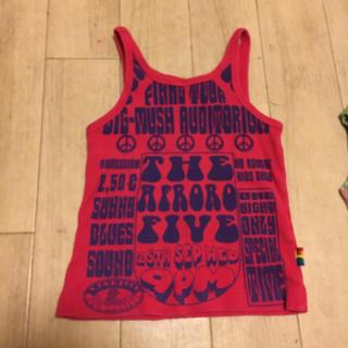 バックアレイ(BACK ALLEY)のバックアレイ リブタンクトップ  極美品!!(Tシャツ/カットソー)