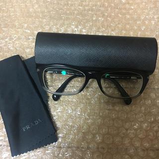 f550930bea00 プラダ(PRADA)のPRADA プラダ 眼鏡 メガネフレーム(サングラス/メガネ)