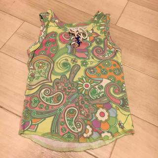 バックアレイ(BACK ALLEY)のバックアレイ タンクトップ   90 極美品!(Tシャツ/カットソー)