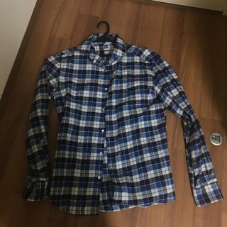 シップス(SHIPS)のさなぼぅさま専用✳︎シップス 綿100 着心地◎なチェックシャツ(シャツ)