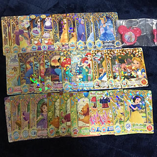 ディズニー(Disney)のマジックキャッスルキー、カード(その他)