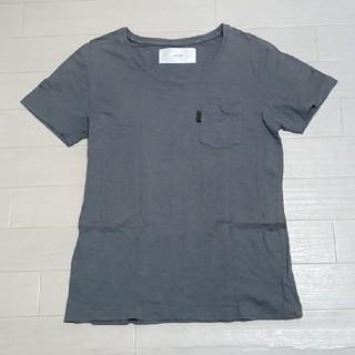 エイケイエム(AKM)のAKM 半袖カットソー 値下げ(Tシャツ/カットソー(半袖/袖なし))