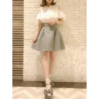 ゜ .*♡*. ゜titty&co ボンディングスカート