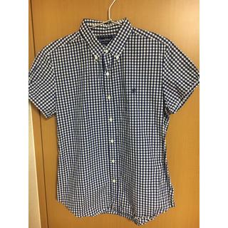 ジムフレックス(GYMPHLEX)のGymphlex ジムフレックス 美品 半袖 日本製(シャツ/ブラウス(半袖/袖なし))