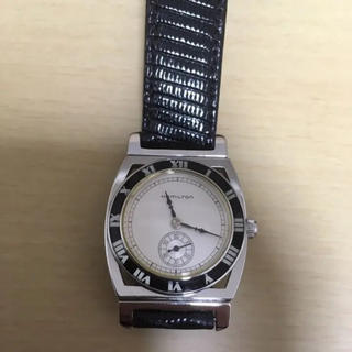 ハミルトン(Hamilton)のHAMILTON パイピングロック 1928 手巻き式(腕時計(アナログ))