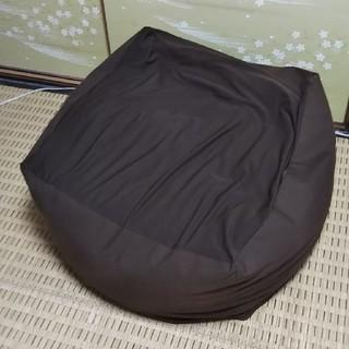 ムジルシリョウヒン(MUJI (無印良品))の無印良品 体にフィットするソファー(ビーズソファ/クッションソファ)