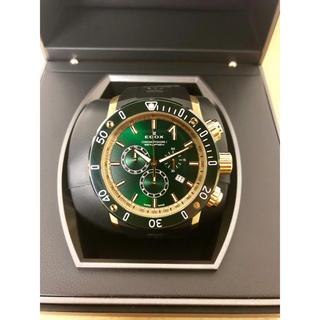 エドックス(EDOX)のEDOX クロノオフショア1 クロノグラフ リミテッドエディション(腕時計(アナログ))