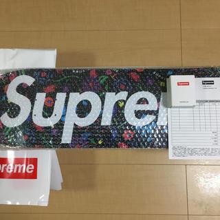 シュプリーム(Supreme)のSupreme Airbrushed floral skateboard デッキ(スケートボード)