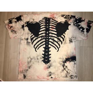 キャピタル(KAPITAL)のKAPITAL 骨 BONE Tシャツ タイダイ(Tシャツ/カットソー(半袖/袖なし))