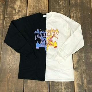 スラッシャー(THRASHER)のthrasher フレームゴートTee (Tシャツ/カットソー(七分/長袖))