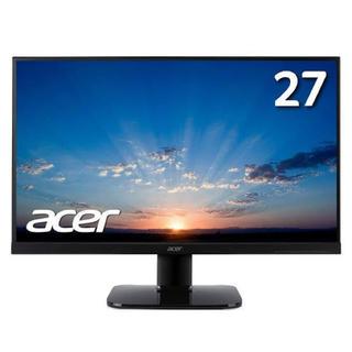 エイサー(Acer)のパソコンモニター(テレビ)