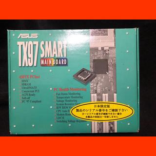 エイスース(ASUS)のASUS TX97 SMART  ジャンク(PCパーツ)