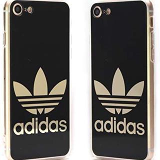 アディダス(adidas)のiPhone7 iPhone8 アディダス(iPhoneケース)
