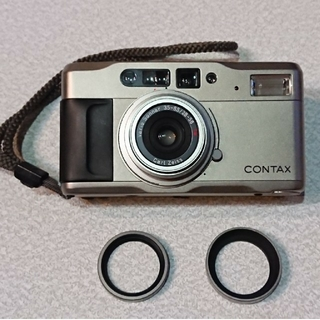 キョウセラ(京セラ)のコンタックス T-vs(フィルムカメラ)