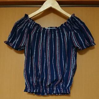 シマムラ(しまむら)のしまむら(Tシャツ(半袖/袖なし))