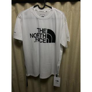 ハイク(HYKE)のhyke x north face Tシャツ メンズsサイズ ハイクノース(Tシャツ/カットソー(半袖/袖なし))