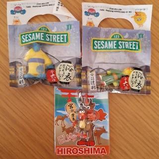 セサミストリート(SESAME STREET)のSESAME STREET ストラップセット(ストラップ)