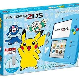 ニンテンドー2DS(ニンテンドー2DS)のニンテンドー2DS ポケモンカラー(携帯用ゲーム本体)