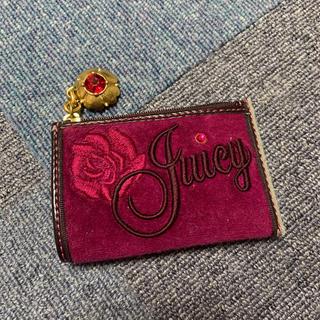 ジューシークチュール(Juicy Couture)のJUICY COUTURE コインケース(コインケース)