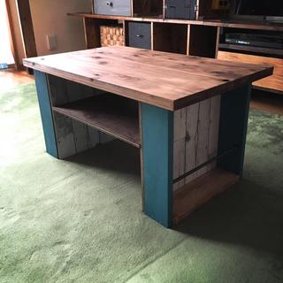 ハンドメイドローテーブル006T(家具)