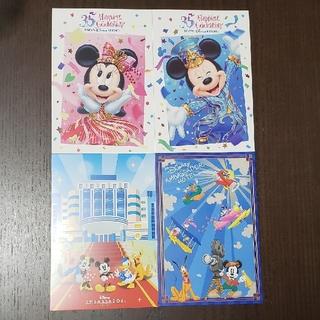 ディズニー(Disney)のディズニーホテル ポストカード✯(写真/ポストカード)