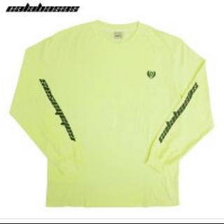 アディダス(adidas)のadidas YEEZY  calabasasのロングTシャツ(Tシャツ/カットソー(七分/長袖))