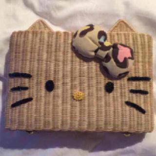 ニーナミュウ(Nina mew)のニーナミュウ 完売 キティ クラッチバッグ ショルダー(ショルダーバッグ)