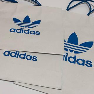 アディダス(adidas)のアディダス ショップ袋(ショップ袋)